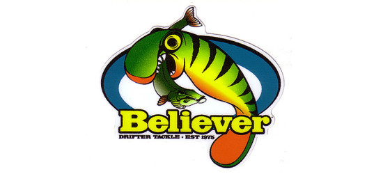 Famous Believer™ Decal